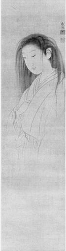 O Fantasma de Oyuki, 1750